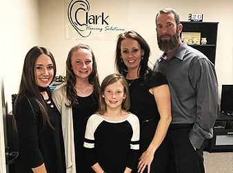 Clark Hearing Inc. staff in The Woodlands, TX